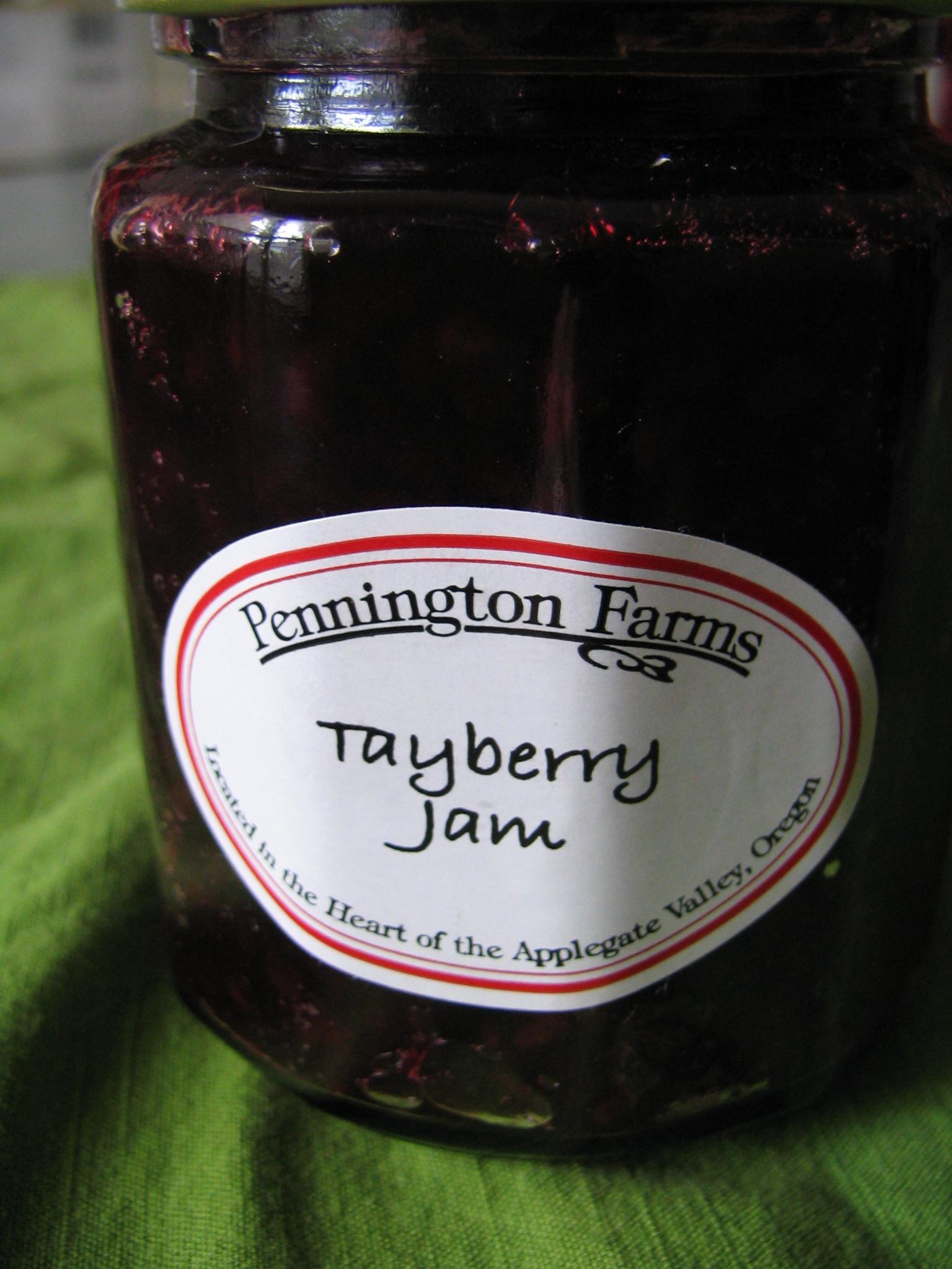 Tayberry Jam 3