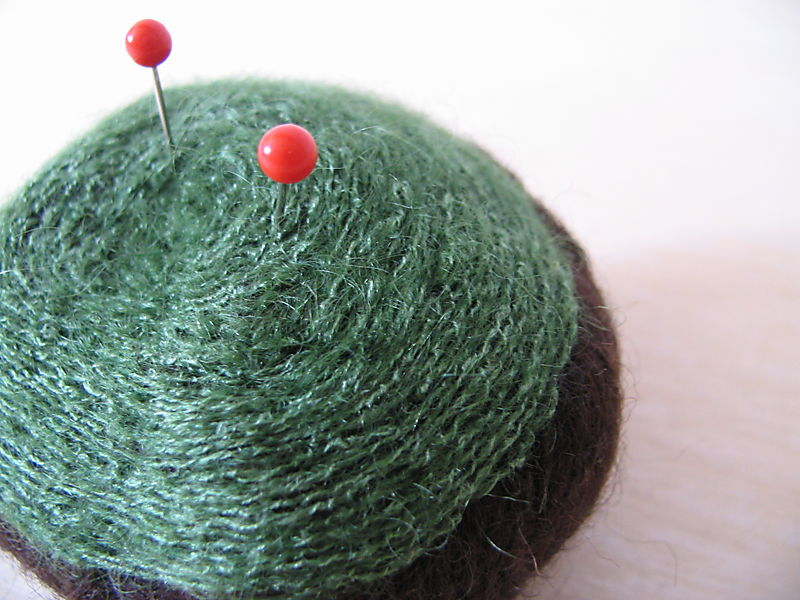 Moss Peppermint Pincushion (V2) 1, 9