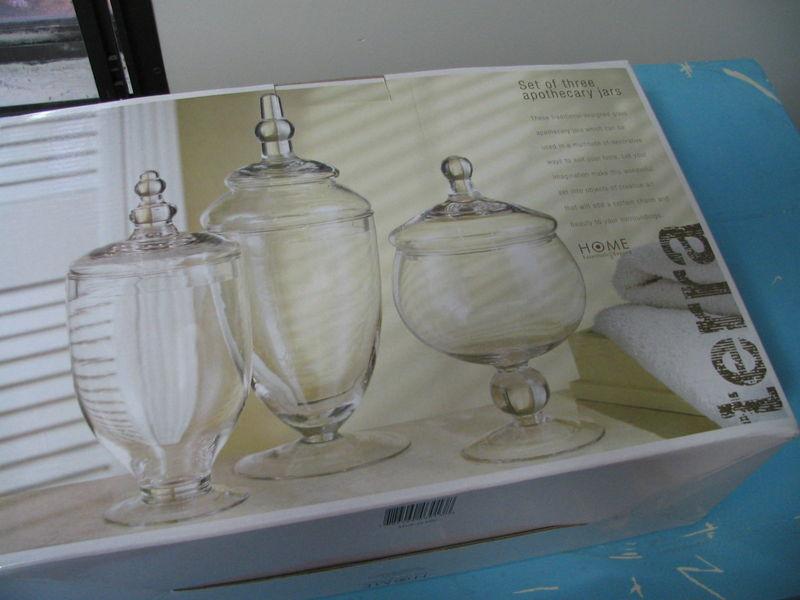 Apothecary Jars, 2