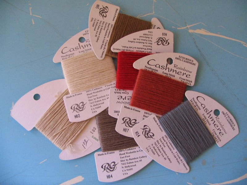 Cashmere Embroidery Floss, 1