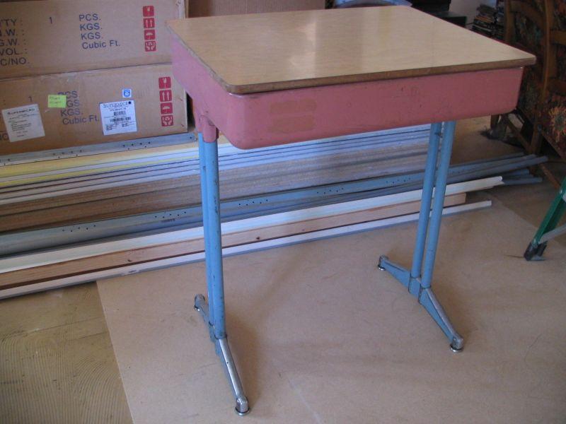 School Desk, 1