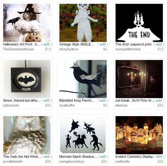 Halloween Picks 1