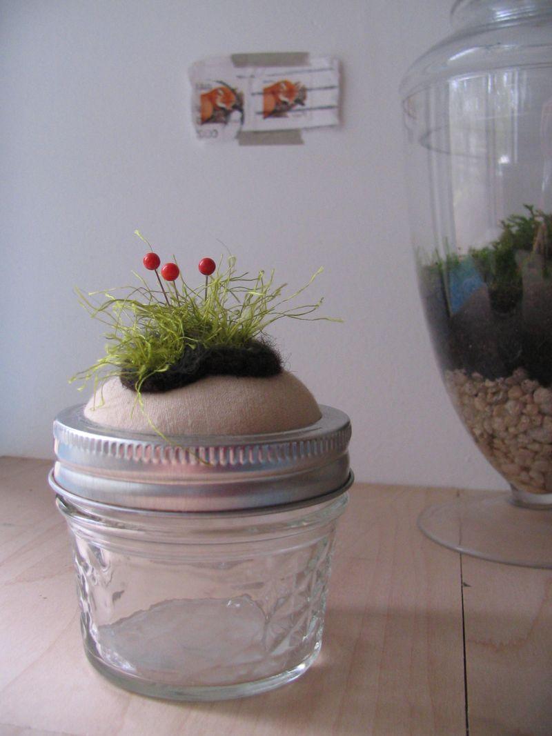 Moss Jar 1, 13