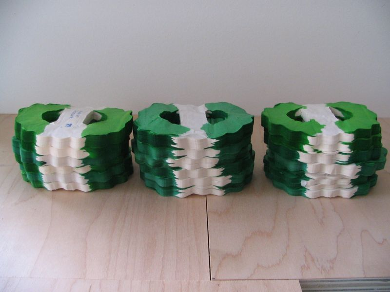 Green garland 1