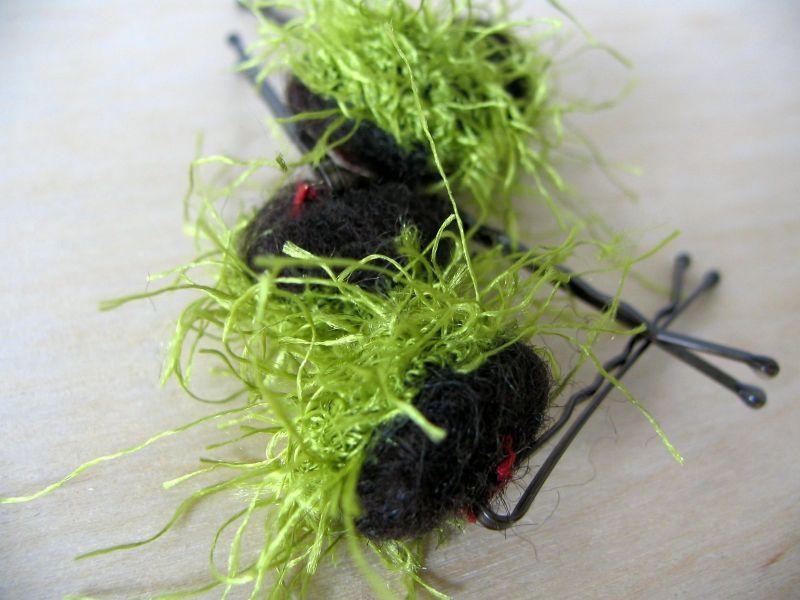 Moss Bobby Pin