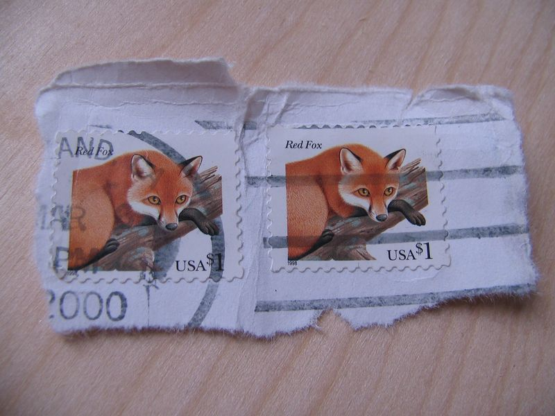 Fox Stamps