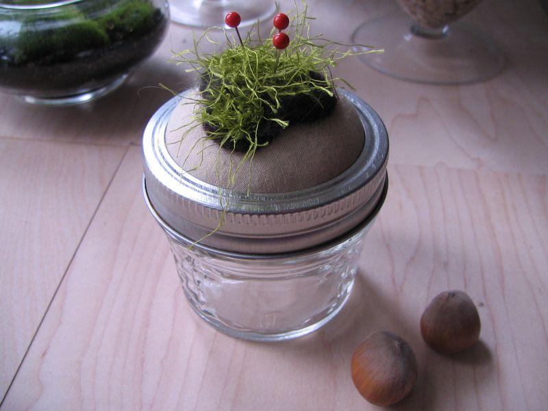 Moss Jar 1, 1
