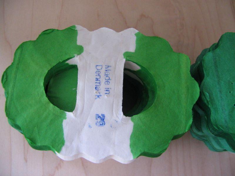 Green garland 3