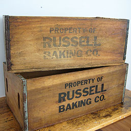 Russell_baking_co_crate_pair