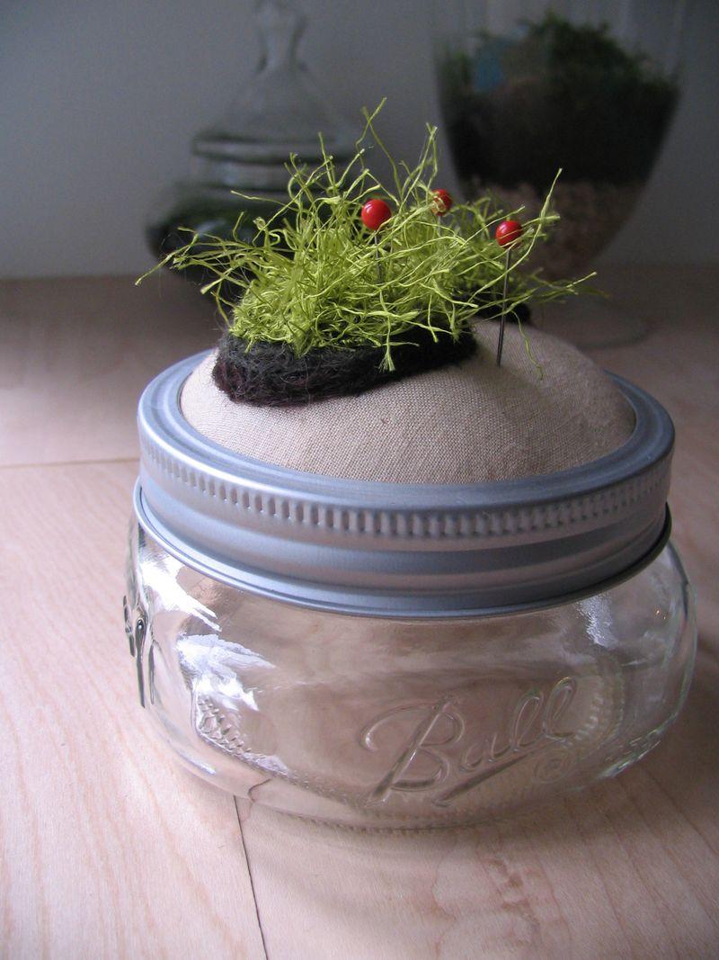 Moss Jar 7, 3