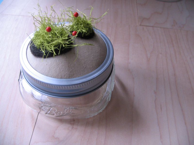 Moss Jar 7, 6