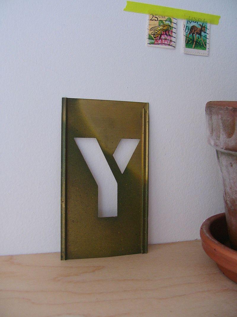 Y Stencil, 5e