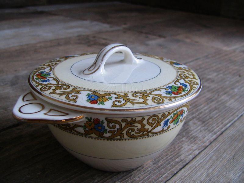 Floral Sugar Bowl, 2_e2