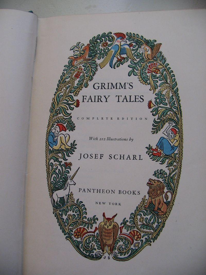 Grimm's 3